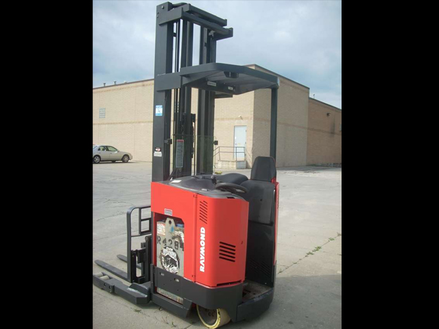 Used Raymond Narrow Aisle Forklift