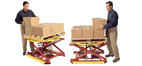 Pallet Handling Lift Tables