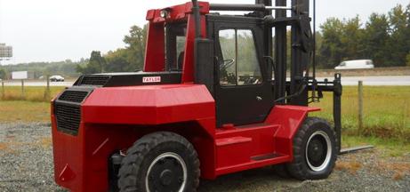 Specialty Forklift Rentals