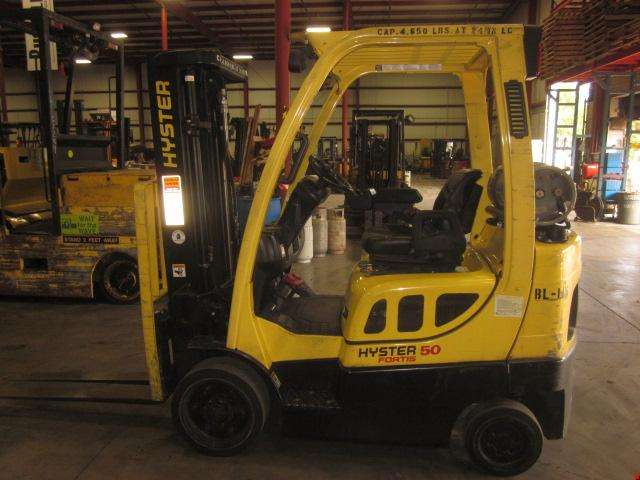 Used Lift Trucks