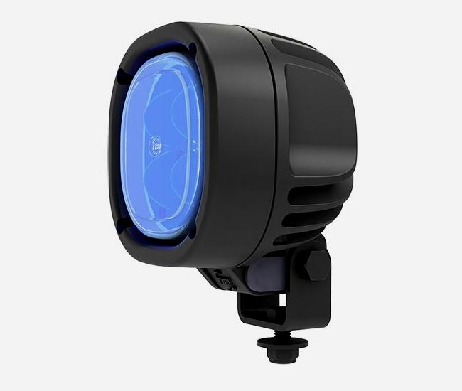 Blue Forklift LED Warning Spotlight