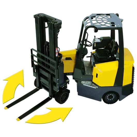 Very Narrow Aisle Forklift