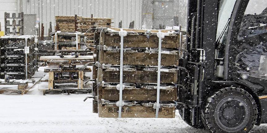 Forklift Parts Columbus Ohio