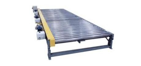 Heavy-Duty Zero Pressure Conveyor