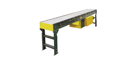 Medium Duty Flat Belt Conveyor